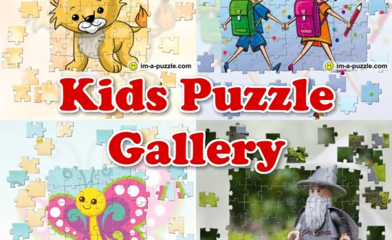Puzzle Gallery for Kids